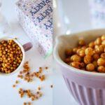 Płodna Kuchnia: Cieciorka pikantna