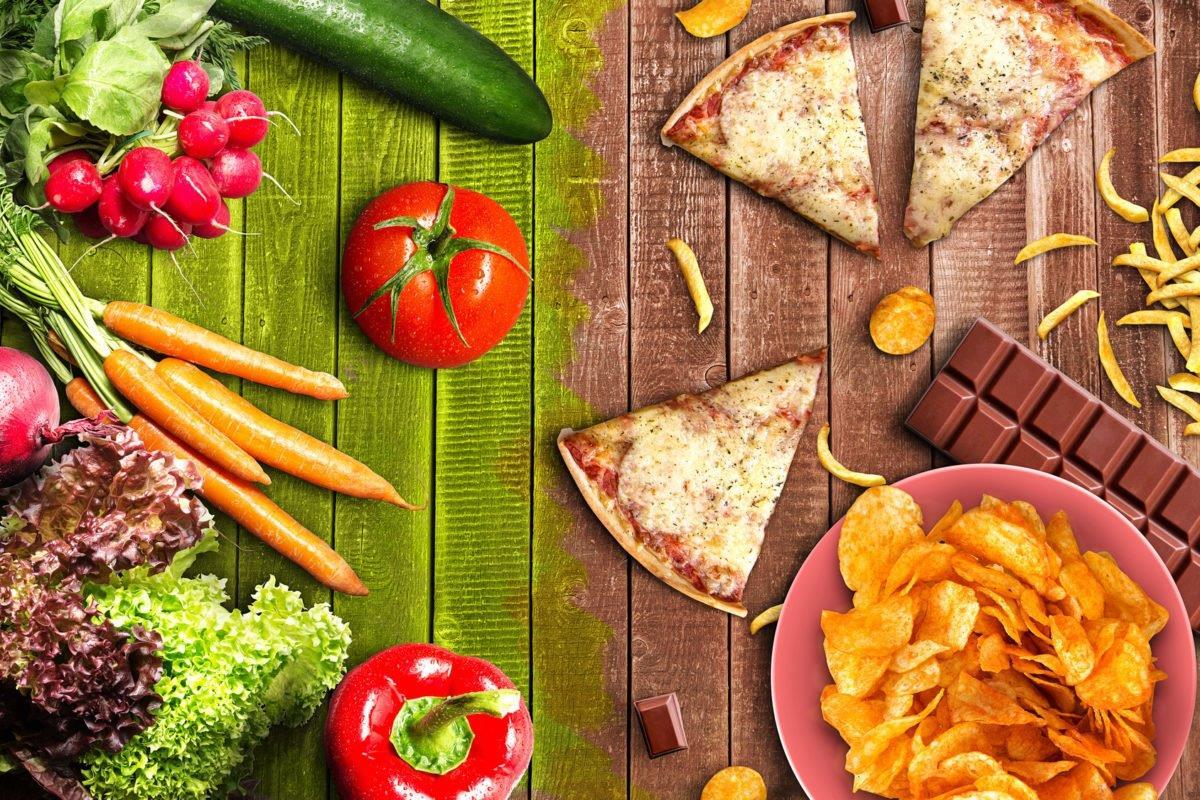 Chcesz być mamą? Jedz dla dwóch! Nowe wyniki badań potwierdzają, że dieta pomaga zajść w ciążę.