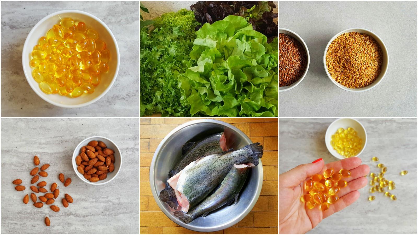 Kwasy omega 3: Ważne przed ciążą, w trakcie ciąży i podczas karmienia