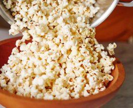 Popcorn pokarmem płodności?